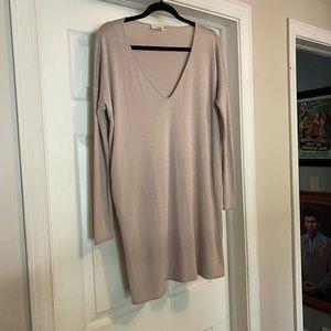 Aritzia long-sleeve dress
